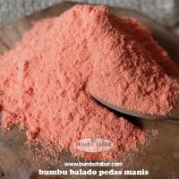 BUMBU TABUR BALADO PEDAS MANIS FOOD GRADE 1 KG
