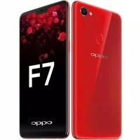 Smartphone Oppo F7 4/64 New Garansi Resmi Oppo Indonesia 1 Tahun !!!