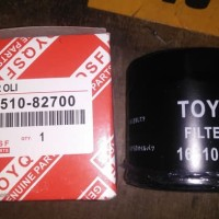 Oil Filter Saringan Oli Suzuki Baleno OEM Quaiity PROMO 16510-82700 O