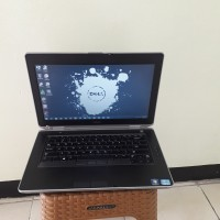 Laptop dell latitude e6430 core i5 murah meriah mulus