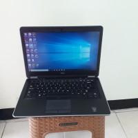 Laptop dell e7440 core i5 ram 4gb ssd 128gb slim mulus murah meriah