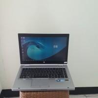 Laptop hp 8470p core i5 ram 8gb mulus mantap murah