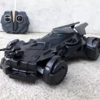 mainan anak mobil remote control rc vehicle batman