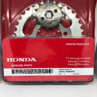 Gear Set Gear Paket Rantai Roda Kit Drive Chain Kit Grand Legenda