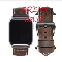 ITALIAN STRAP BAND APPLE WATCH SERIES 4 44MM 44 MM GENUINE LEATHER