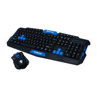 Rexus Keyboard + Mouse Wireless Gaming Rexus VR2