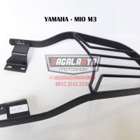 Bracket box motor monorack yamaha mio m3 model mirip GP SPORT