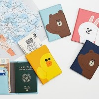 Line Character Passport Cover