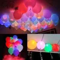 Balon Latex LED / Balon Glowing / Balon Glow In The Dark
