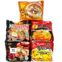 Segye Mie Ramyun Spicy Pedas Kimchi Korea HALAL