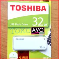 flashdisk fd toshiba 32 gb original slide real capacity best