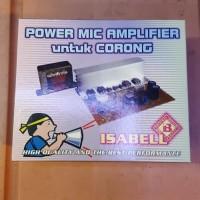 Kit Power Amplifier TOA 200w