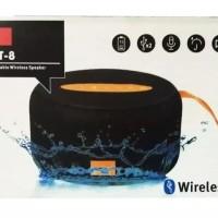 Speaker Wireless Bluetooth BT-8 Portable Speaker BT 8