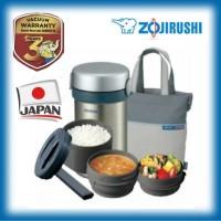 Rantang Makan/Lunch Jar Zojirushi SL-NC09-ST