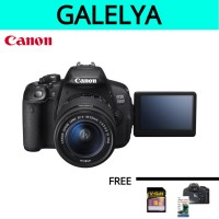 KAMERA CANON 700D kit 18-55mm IS STM / CANON 700D / EOS 700D / 700D