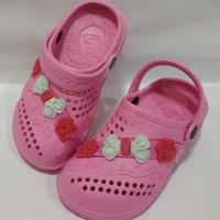 Sepatu Sandal Cantik S19-30 Sandal Karet Anak Dulux 256ED