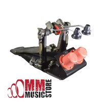 SZS Kick Pad Drum Compact For Double Pedal