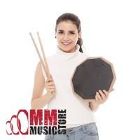 SZS Drum Pad Economist 11 inch Bonus VCD Lesson
