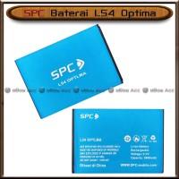 Baterai SPC L54 Optima Double Power Batre Batrai HP
