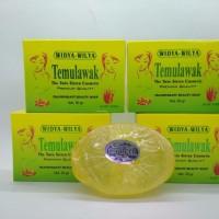 ANEKA AKSESORIS ALL NEW Sabun Temulawak Whitening Soap BPOM