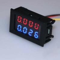 DC voltmeter AMPERE METER 4 digit