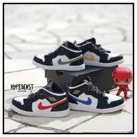 AIR JORDAN 1 MULTICOLOR (Toddler) for Kids Original sneakers anak