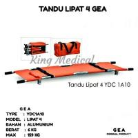 Folding Stretcher /Tandu Lipat 4 GEA-SELLA - G E A
