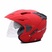 HELM FULLFACE HELM MOTOR IMPORT WTO Helmet Pro Sight Double Visor Mer