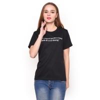MOSIRU Kaos Wanita Baju Oblong Termurah Tumblr Tee Permen Karet