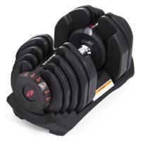 Dumbell Bowflex 1090i Barbel SelectTech Adjustable Dumbel 1090 ex