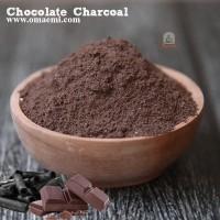 BUBUK MINUMAN CHOCOLATE CHARCOAL KEMASAN 1000GR
