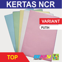 Kertas Nota NCR Multi Copy - Top Sheet - ECERAN