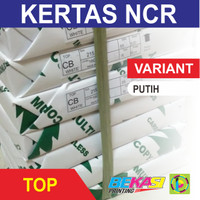 Kertas NCR Multi Copy - Top Sheet