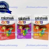 Promo Murah Sakatonik ABC / suplemen vitamin Anak Paten