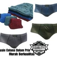 12 Pcs Celana Dalam Pria Murah Berkualitas