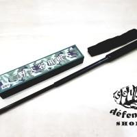 "Original Baton Stick Foxnot Stab NS26 Solid Steel ""Self Defense Shop"""