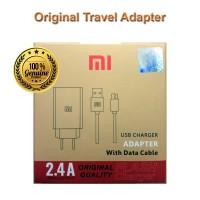 Fast Charger Xiaomi Original Garansi - Travel Adapter Xiaomi Asli 100%