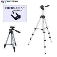 Mobile Tripod Camera Weifeng Free U Holder - Phone Tripod Weifeng