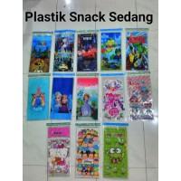 Plastik Bingkisan Snack Ultah Sedang, Souvenir Ulang Tahun