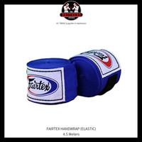 FAIRTEX Hand Wrap Elastic - BLUE - Handwrap