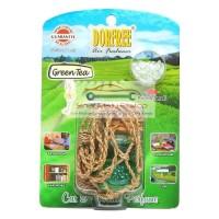 DORFREE Air Freshener - Parfum Gantung Mobil Aroma Harum GREEN TEA