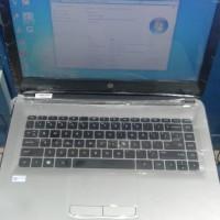 Laptop Second Hp Amd A8 Bergaransi Mulus