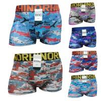 Isi 3 Celana Dalam Boxer Pria Surfing Distro Import
