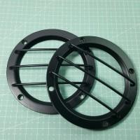 car audio hiend akustik / Tutup/ pelindung / ram speaker 3 inch