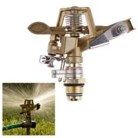 Rotate Sprinkler Spray Nozzle Air Irigasi Taman - PYK-10 - Copper