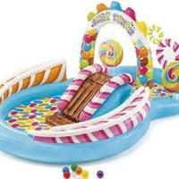 HOT PROMO Kolam Bermain Anak Intex 57149 Candy Zone Play Center a