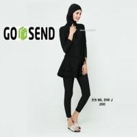 Promo Baju Renang Wanita Muslim Muslimah Dewasa ES-ML-DW-208 stok