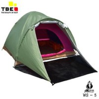ISTIMEWA Matougui WS005 Tenda Camping Hiking Double Layer Windpro