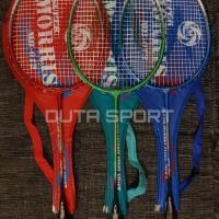 BEST SELLER Raket Badminton Anak Morris stok terbatas