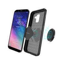 Case SAMSUNG A6 Plus 2018 Murah DUX DUCIS Magnetic Soft TPU